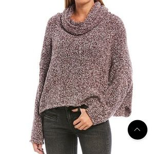 Free People soft knit sweater